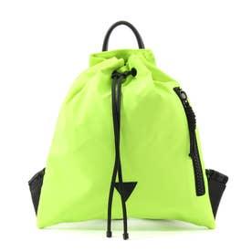 KODY Drawstring Backpack (LIME)