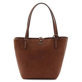 ALBY 4G Logo Toggle Tote (COGNAC)