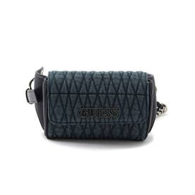 BRINKLEY Quilted Denim Crossbody Belt Bag (DENIM)