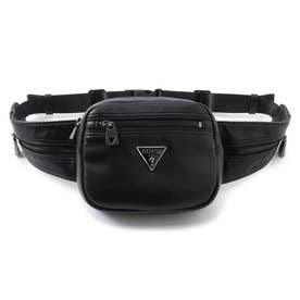 SAN DIEGO Crossbody Belt Bag (BLACK)