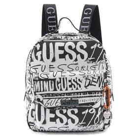 LANE Graffiti Print Large Backpack (GRAFFITI)
