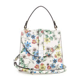 Nerea Top Handle Flap (FLORAL)