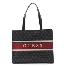 MONIQUE 4G Logo Tote (RED)