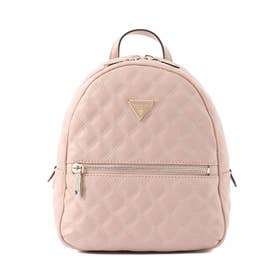 CESSILY Quilted Backpack (ROSEWOOD)