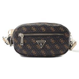 MANHATTAN Crossbody Belt Bag (BROWN)