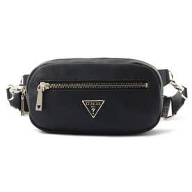 MANHATTAN Crossbody Belt Bag (BLACK)