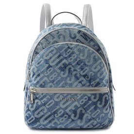 MANHATTAN Large Backpack (DENIM GUESS)