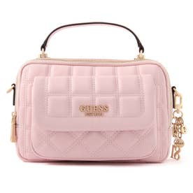 KAMINA Quilted Lunch Box (BLUSH)