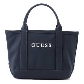 DERRY Small Canvas Tote (NAVY)
