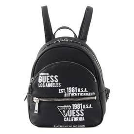 MANHATTAN Logo Backpack (BLACK)