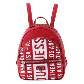 MANHATTAN Logo Backpack (RED)