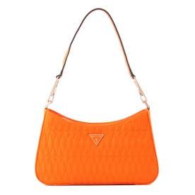 LAYLA Top Zip Shoulder Bag (ORANGE)