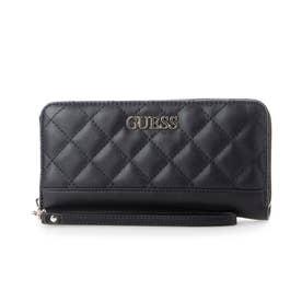 ILLY Large Zip Around Wallet (BLACK)