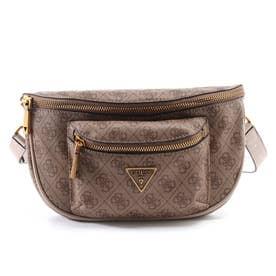 MANHATTAN Belt Bag (LATTE LOGO)