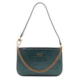 KATEY Mini Top Zip Shoulder Bag (FOREST)