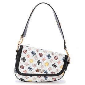 G DREAM Shoulder Bag (WHITE MULTI)