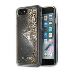 LIQUID GLITTER HARD CASE for iPhone 8 (GOLD)