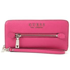 LIAS Large Zip Around Wallet (HIBISCUS)
