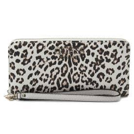 LORENNA Leopard Large Zip Around Wallet (LEOPARD)