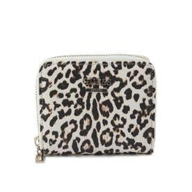 LORENNA Leopard Small Zip Around Wallet (LEOPARD)