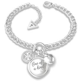 MY FEELINGS One Of A Kind Charm Bracelet (Silver) (SILVER)