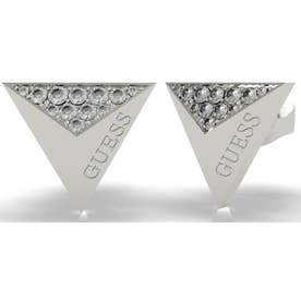 EXPLOSION Triangle Studs Pierce (Silver/13mm) (SILVER)