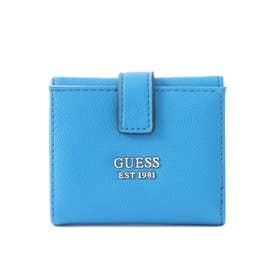 LITTLE PARIS Petite Trifold Wallet (BLUE)