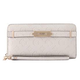 BEA Large Zip Around Wallet (STONE)