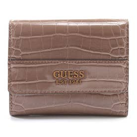 KATEY Small Trifold Wallet (LIGHT RUM)