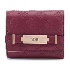 BEA Small Trifold Wallet (PLUM)