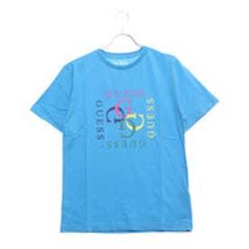 QUATRO G LOGO TEE (BLUE)