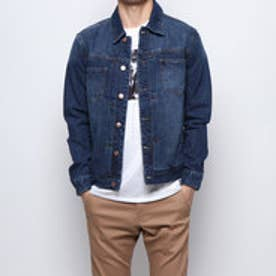 DENIM JACKET (MEDIUM BLUE)