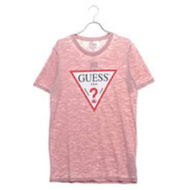 MYER TRIANGLE LOGO TEE (ROGUE PINK MULTI)