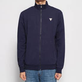 FOX TRACK FLEECE JACKET (BLUE NAVY/BLUE)