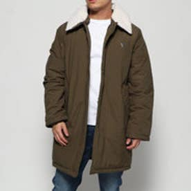 BOA COLLAR DOWN JACKET (KHAKI)