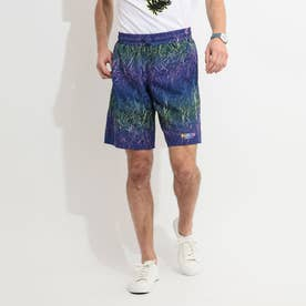 Fancy Shorts (FLUO CRACKED PRINT)