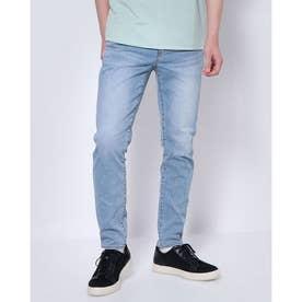 Cropped Skinny Denim Pant (LIGHT BLUE)