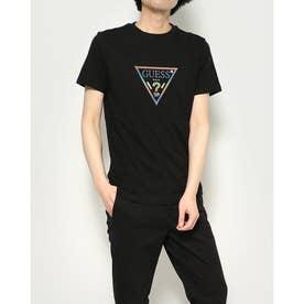 Reflector Rainbow Triangle Logo Tee (BLACK)