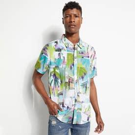Eco Rogan Montage S/S Shirt (LA MONTAGE PRINT)