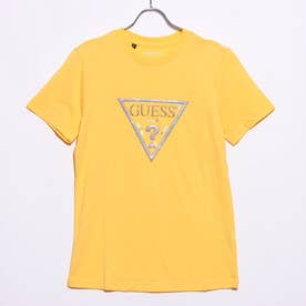 MEN'S S/SLV TEE SHIRT (YELLOW)