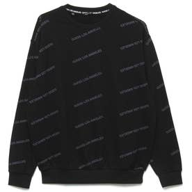 Unisex Logo Sweat (BLACK)