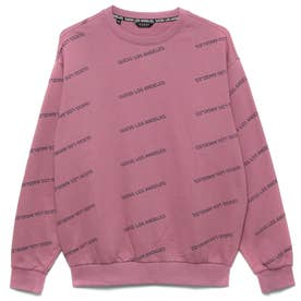 Unisex Logo Sweat (DARK PINK)