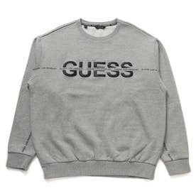 Unisex Logo Sweat (MELANGE GREY)