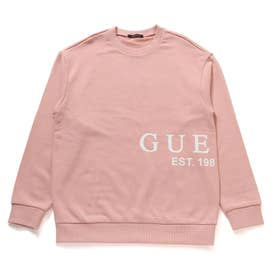 Side Big Logo Sweat (LIGHT PINK)