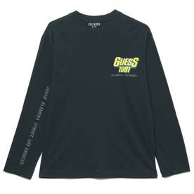Logo L/S Tee (DARK GREEN)