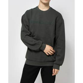 Unisex Logo Sweat (DARK ASH)