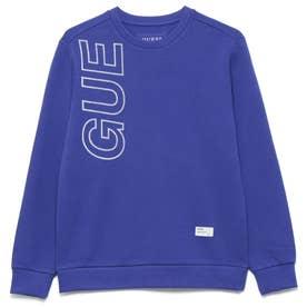 Unisex Lettering Logo Sweat (ROYAL BLUE)