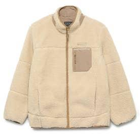 Boa Zip Up Jacket (BEIGE)