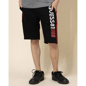 TUCKER LOGO SHORT (JET BLACK)