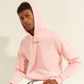 Eco Roy Embroidered Logo Hooded Parka (BLOSSOM LIGHT PINK)
